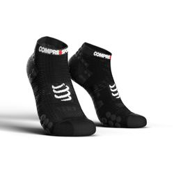 MEIA-ProRacing-Socks-V3.0-Run-Lo-Smart-Black-