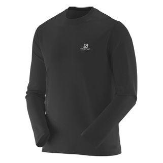 Camiseta-Salomon-Comet-Ls-Preta