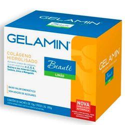 gelamin-30-saches-limao