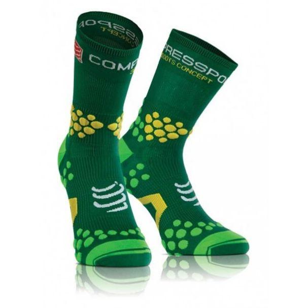 proracing-socks-v21-trail-verde