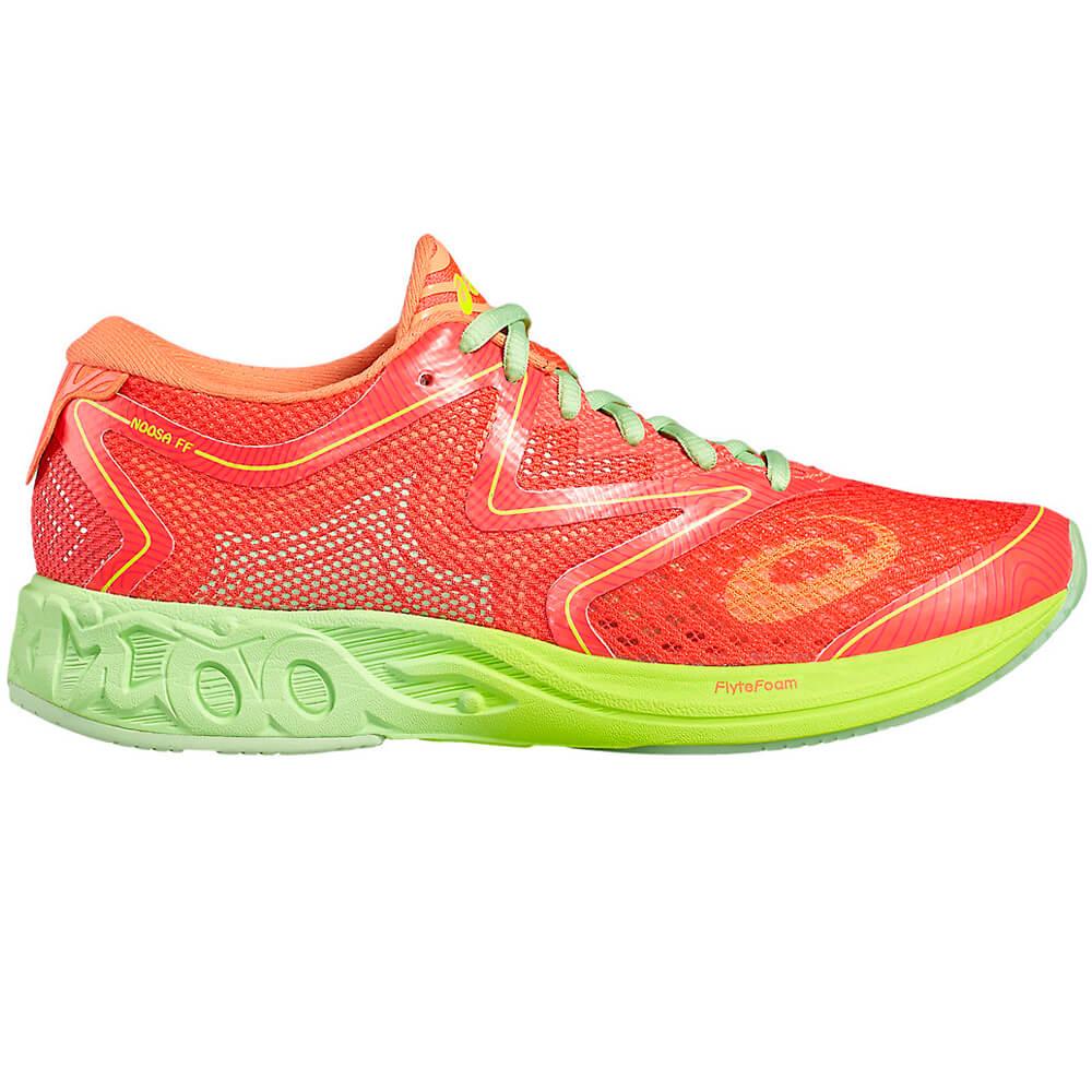 Tênis Asics GEL-NOOSA FF Feminino Rosa - Keep Running Brasil - Keep Running ad55aa4ddff75