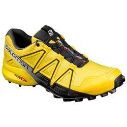 Tenis-SpeedCross-4-Masculino-Amarelo-Preto
