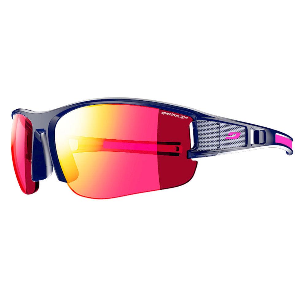 cc86fdd8072fc Óculos de sol Julbo EOLE Azul   Rosa - Keep Running Brasil - Keep Running