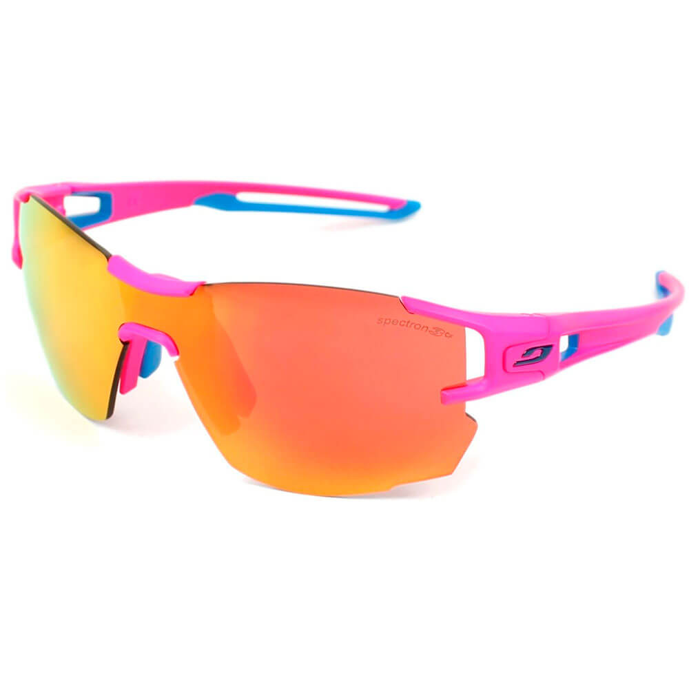 d39f147a7 Óculos de sol Julbo AEROLITE Rosa FLUO / Azul - Keep Running Brasil - Keep  Running