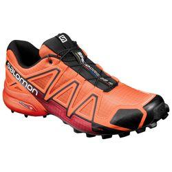 Tenis-SpeedCross-4-Masculino-Laranja-Vermelho