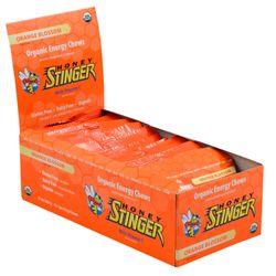 Caixa-Goma-honey-stinger-laranja