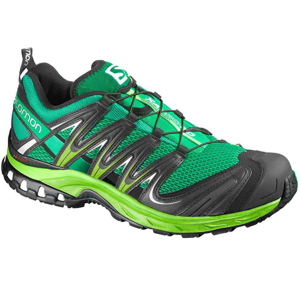 2ade8e57972d1 Tênis Salomon XA PRO 3D Masculino Verde - Keep Running Brasil - Keep Running