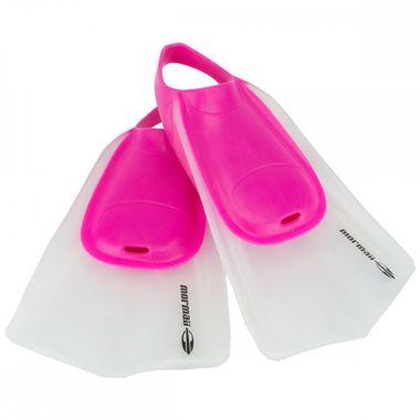 Nadadeira-mormaii-open-rosa