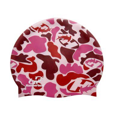 Touca-natacao-hammerhead-camuflagem-pink