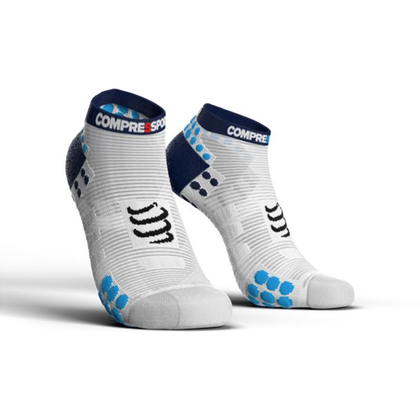 MEIA-ProRacing-Socks-V3.0-Run-Lo-White-Blue-
