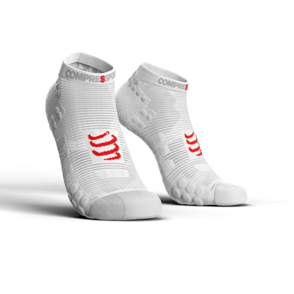 MEIA-ProRacing-Socks-V3.0-Run-Lo-Smart-White-