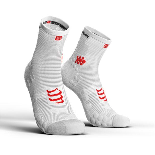 MEIA-ProRacing-Socks-V3.0-Run-Hi-Smart-White-