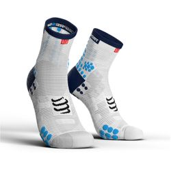 MEIA-ProRacing-Socks-V3.0-Run-Hi-White-Blue-