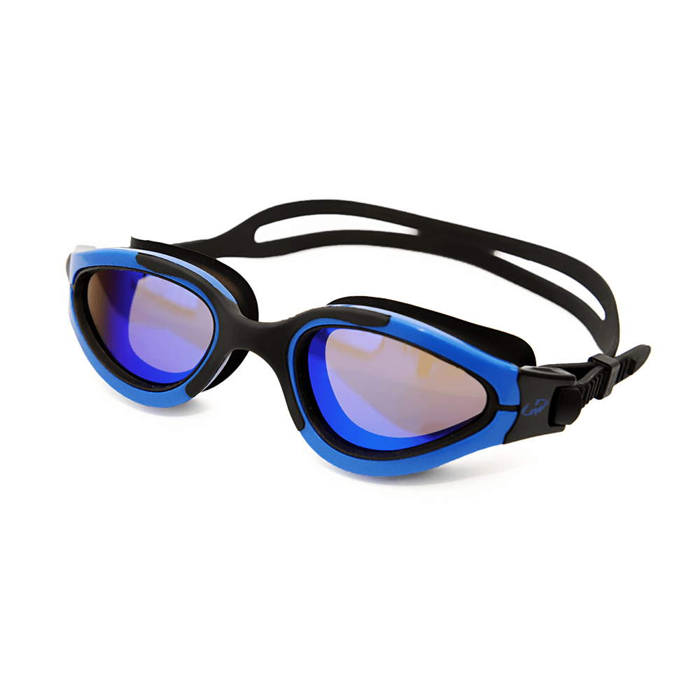 Óculos de Natação HammerHead Offshore Polarized Mirror - Espelhado Revo  Preto   Azul - Keep Running Brasil - Keep Running 7203e87097