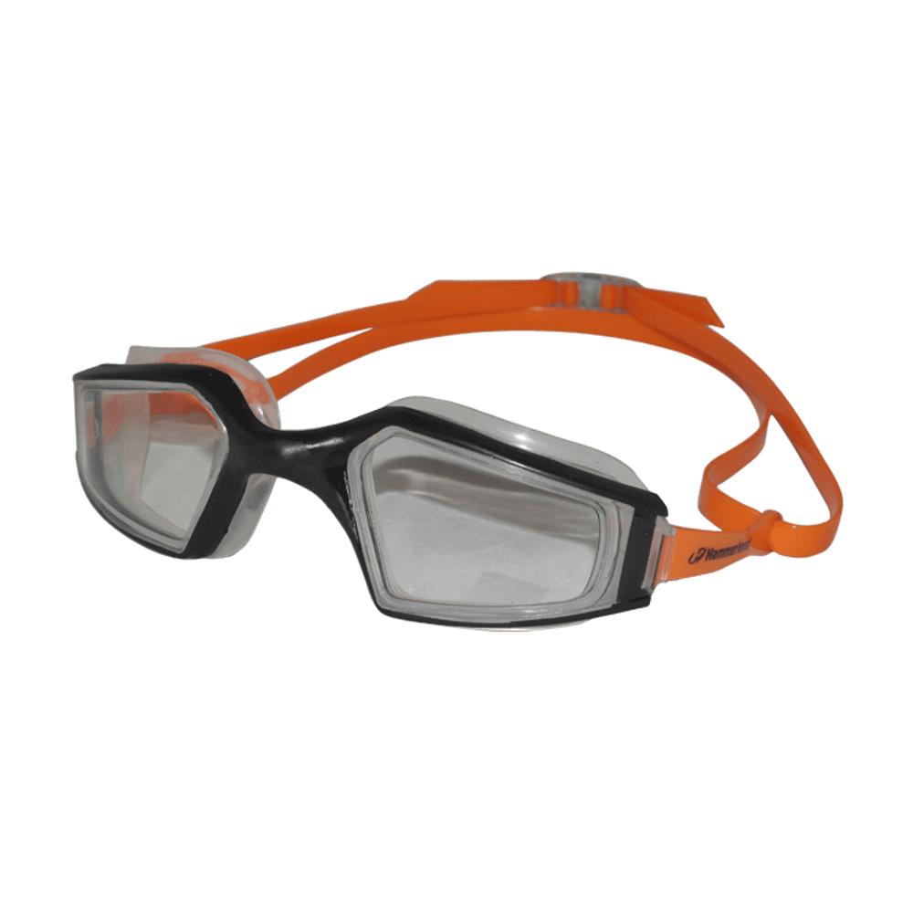 b7578fcee Óculos de Natação HammerHead Nantotech - Cristal-Preto-Laranja ...