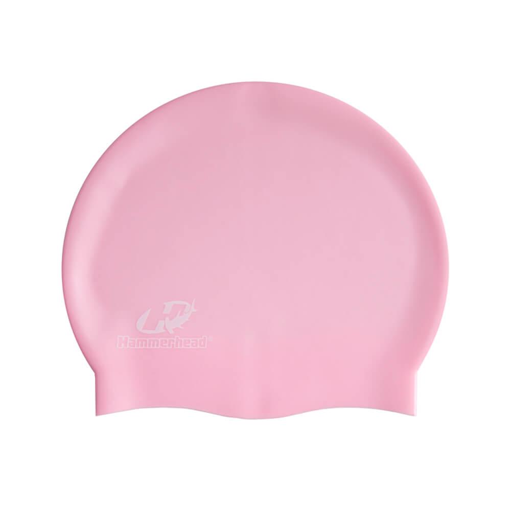 c6b22aef0 Touca de Natação de Silicone Premium - Rosa - Keep Running Brasil - Keep  Running