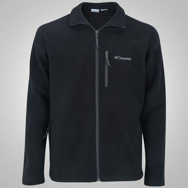 jaqueta-fleece-columbia-fast-trek-ii-full-zip-masculina-PRETO
