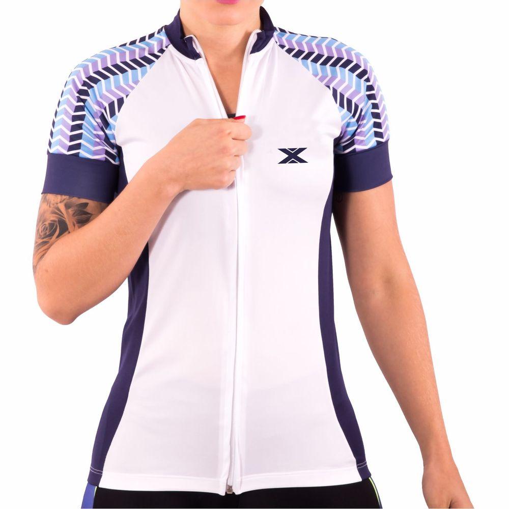 Camisa de Ciclismo Montop DX3 - Feminina - Branca - Keep Running Brasil - Keep  Running 7e30eceb3e534