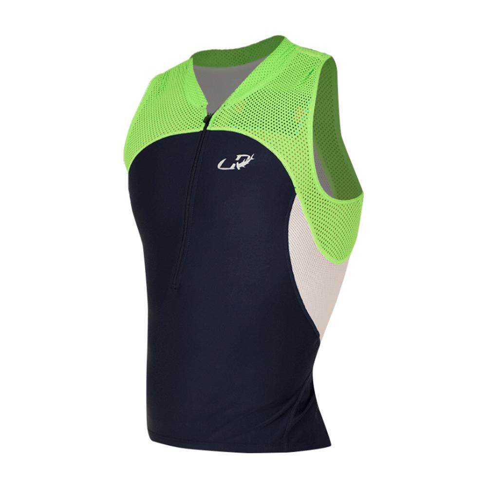 a5745a502b Top Triathlon HH3 Masculino Long Distance Verde Neon Branco Marinho - Keep  Running Brasil - Keep Running