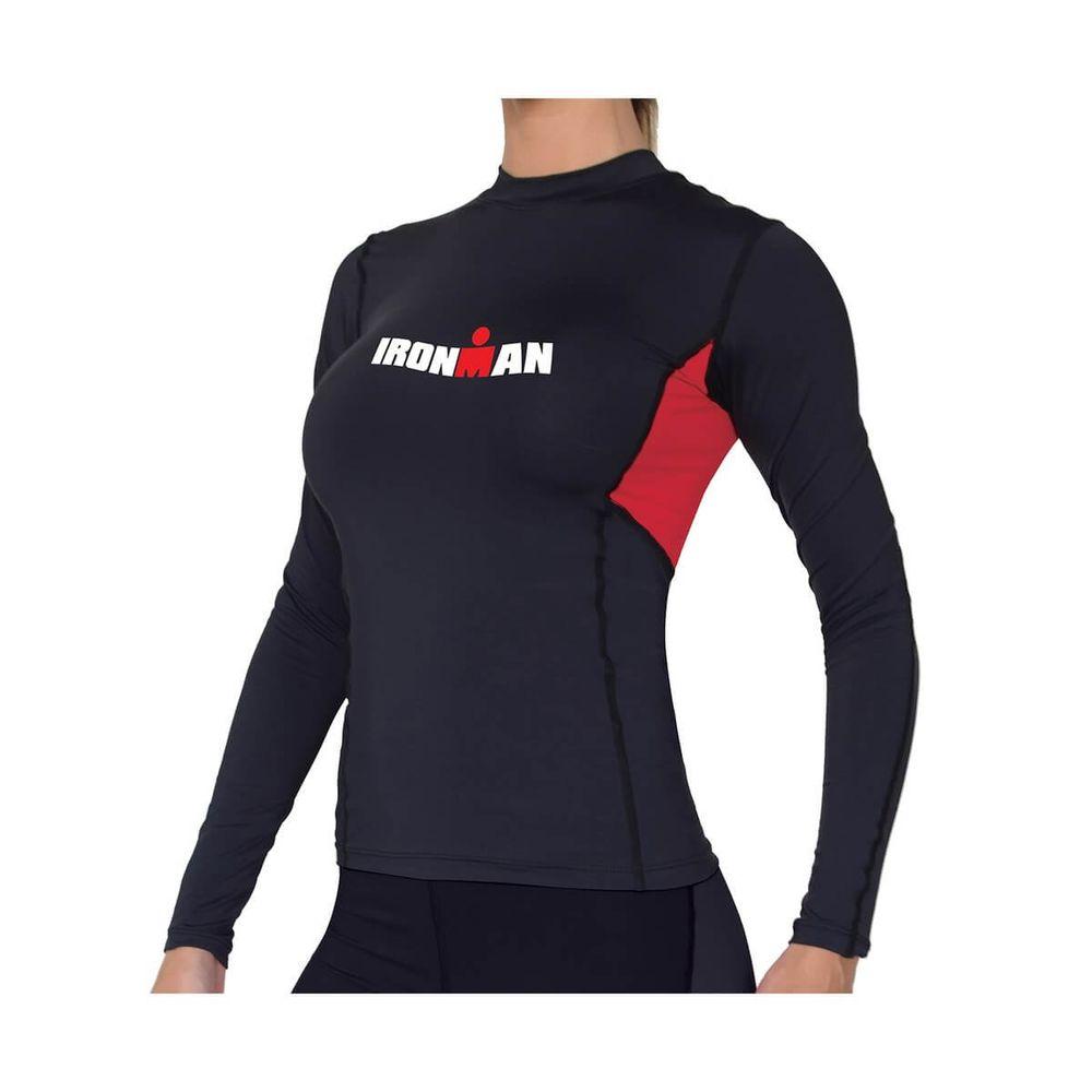 a4cdfbecb8 Camisa Manga Longa de Ultra Compressão DX3 X-Pro IRONMAN - Feminino ...