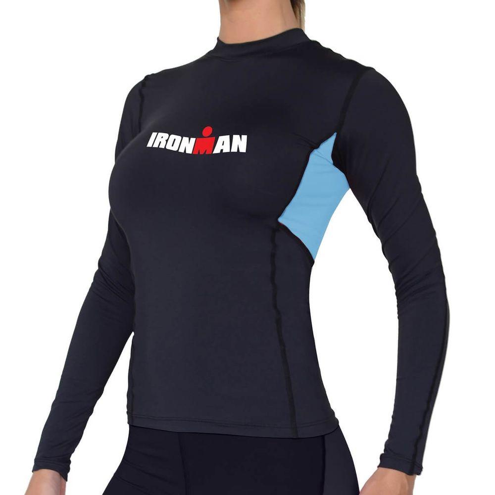 4bd6c341dae0c Camisa Manga Longa de Ultra Compressão DX3 X-Pro IRONMAN - Feminino ...