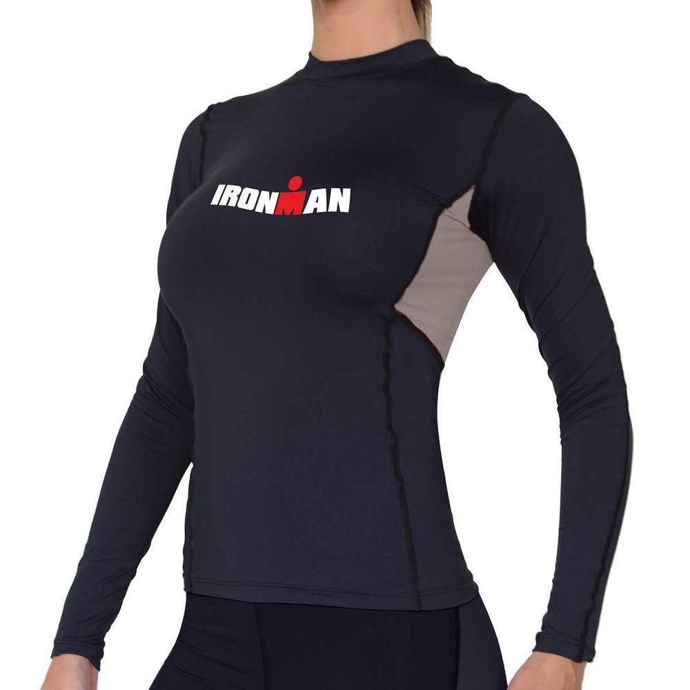 5791dd0d9f Camisa Manga Longa de Ultra Compressão DX3 X-Pro IRONMAN - Feminino ...