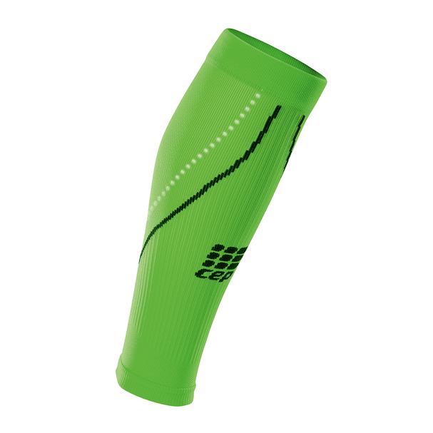 polaina-cep-night-calf-sleeves-2-0-verde-preto