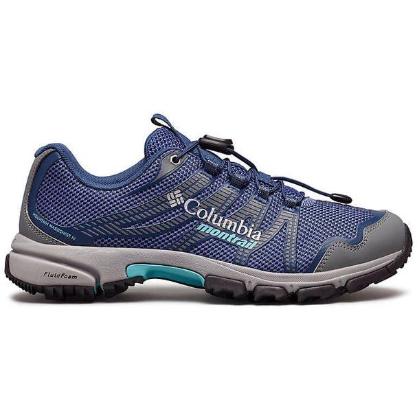 69301be3609 Tênis Columbia Montrail MOUNTAIN MASOCHIST IV Eve Opal Blue - Feminino -  Keep Running Brasil - Keep Running