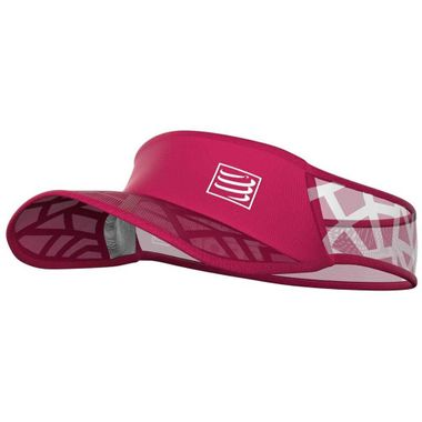 compressport-spiderweb-ultralight-visor-vinho