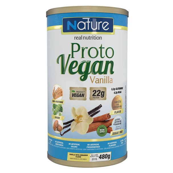 Proto-Vegan-baunilha
