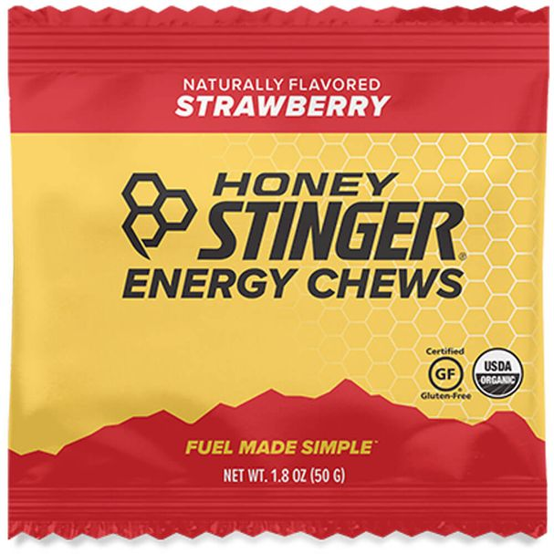 goma-honey-stinger-morango-sache