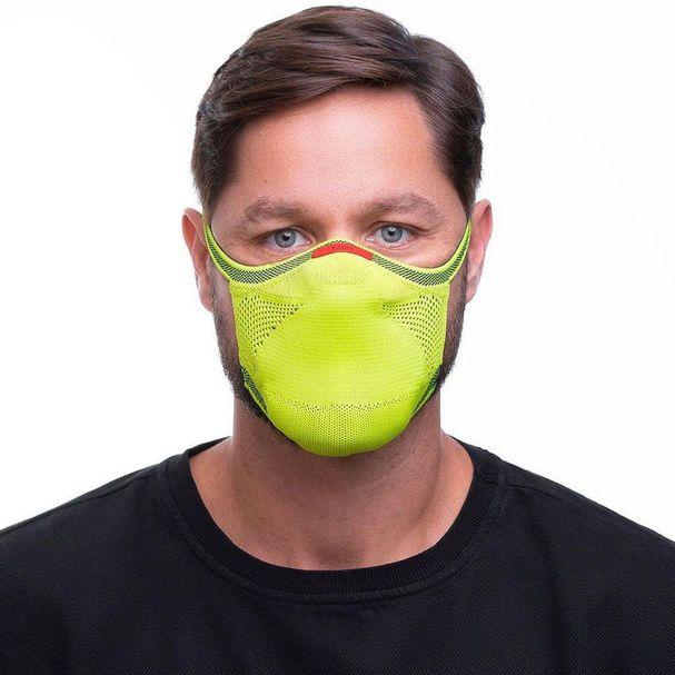 mascara-de-protecao-knit-fiber-verde-limao