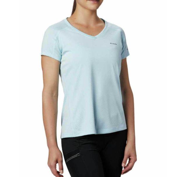 camiseta_columbia_zero_rules_azul_feminina